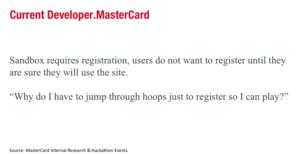 Old Mastercard Developers Bad Registration