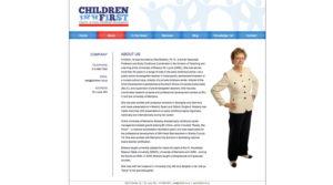 Children 1st Internal Page 1