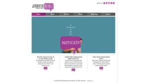 Jennifer Beidle Communications Homepage
