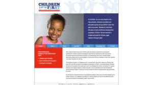 Children 1st Homepage