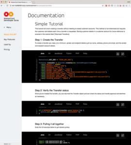 Mastercard Developers Prototype API Documentation