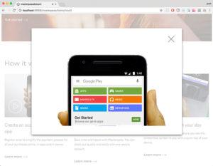 Masterpass.com Prototype Video Page