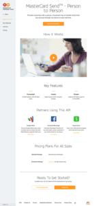Mastercard Developers Prototype API Detail