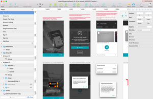 Partner Pay Visual Design in Sketch