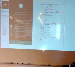 Partner Pay Brainstorming Whiteboard